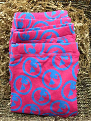 Earth Leggings Fuschia