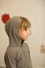 Sparrow Hoodie Taupe