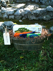 Secondary Colors Gift Basket