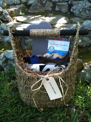 The Ecru Baby Gift Basket