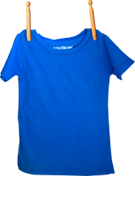 Short Sleeve Shirt Electric Blue