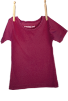 Short Sleeve Shirt Magenta