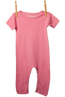 Short Sleeve Jumper Light Pink