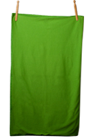 Swaddle Blanket Lime Green