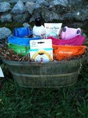 Twin Peas in a Pod Gift Basket
