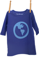 Long Sleeve Earth Shirt Plum