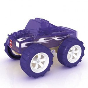 Purple Monster Truck Mini