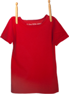 Short Sleeve Shirt Red
