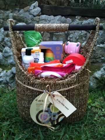 Epic Newborn Basket