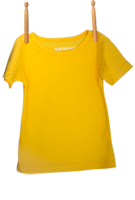 Short Sleeve Shirt Sunshine Yellow