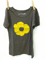 Short Sleeve Poppy Shirt Taupe