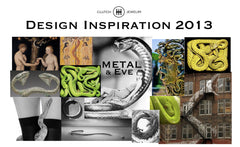 The metal & eve mood board of design inspiration