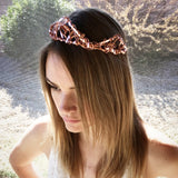 The Fidus Crown | Bridal Hair | Bride