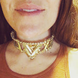 Pahi Choker Necklace