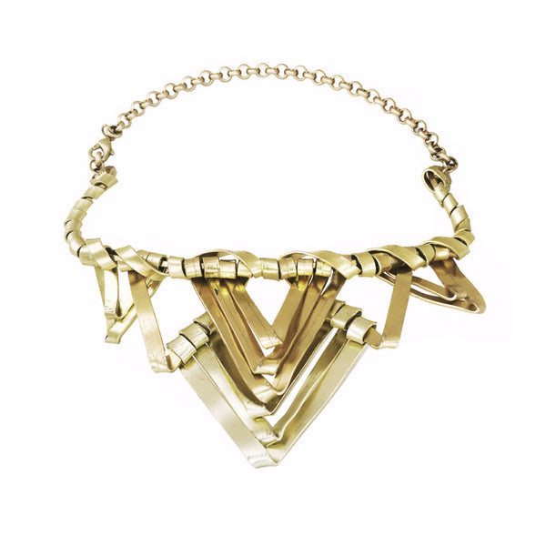 designer statement necklace