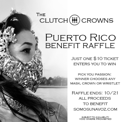Hurricane Relief Efforts | Clutch Crowns | Raffle