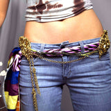 Watchtower Tassel Belt