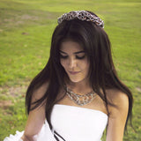 Textorious Bridal Crown