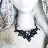Black Betty Choker Necklace