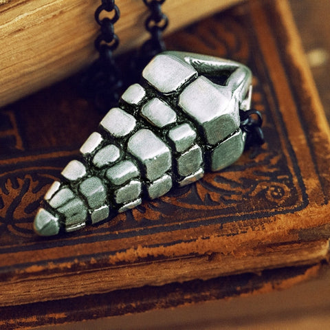 Imhotep Pyramid Necklace