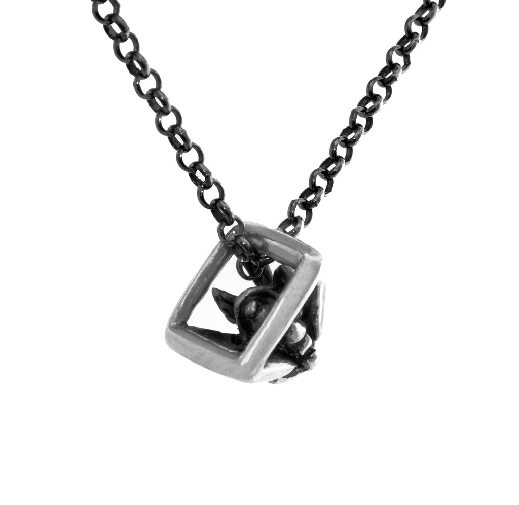 Nemes all seeing eye necklace clutch jewelry nemes all seeing eye necklace mozeypictures Gallery