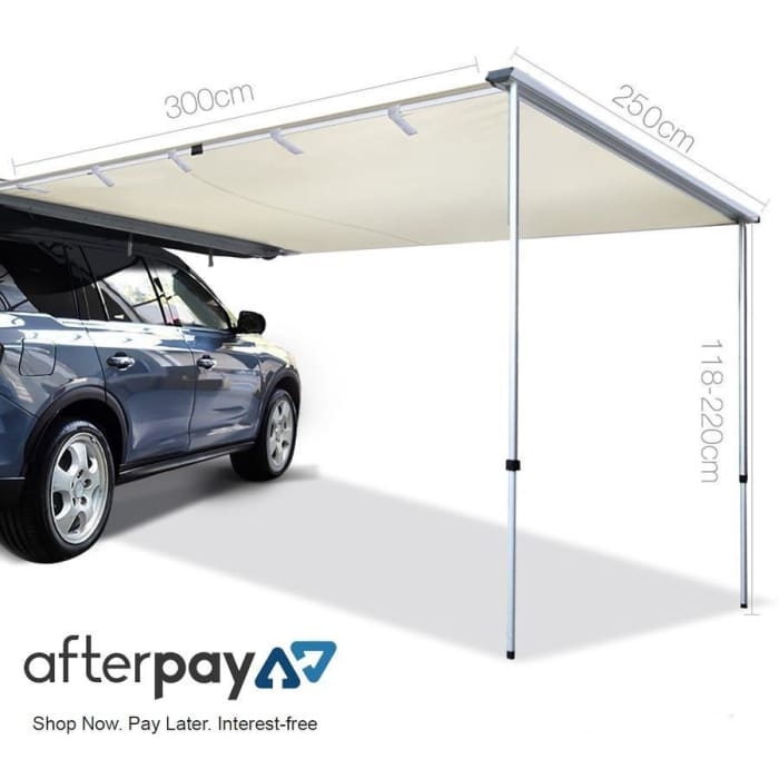 2.5m x 3m Awning - Wa 4x4 Camping And Accessories
