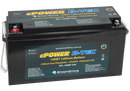 Enerdrive ePOWER 100AH 24V B-TEC Lithium Battery - Wa 4x4 Camping And Accessories