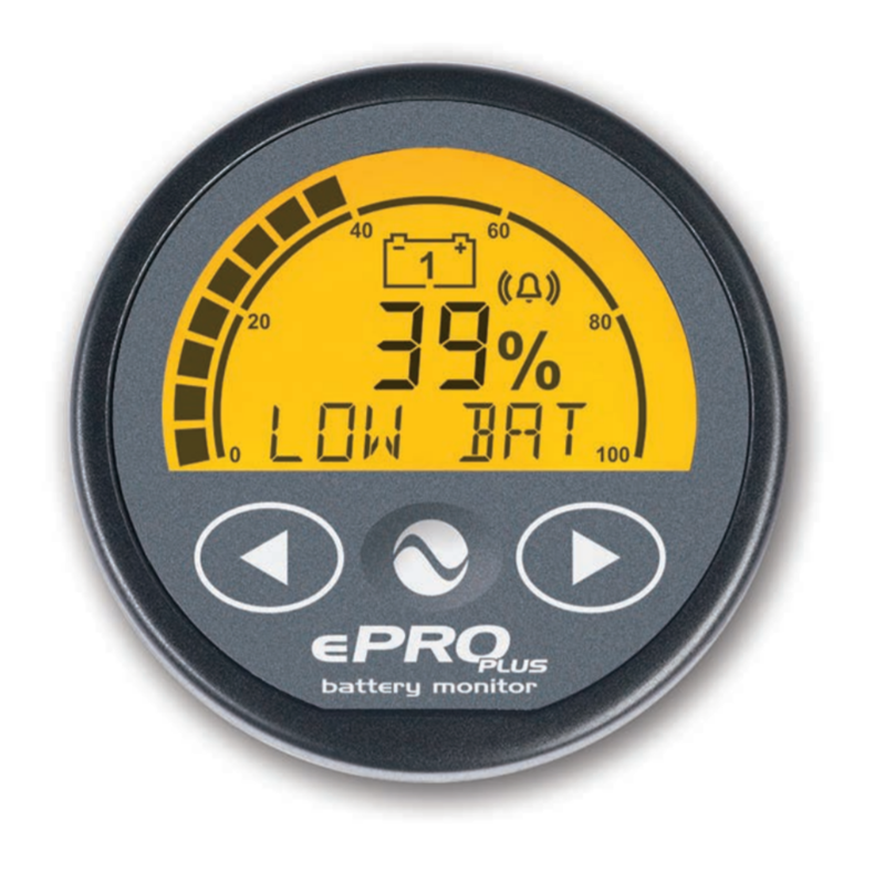 Enerdrive ePRO PLUS Battery Monitor - Wa 4x4 Camping And Accessories