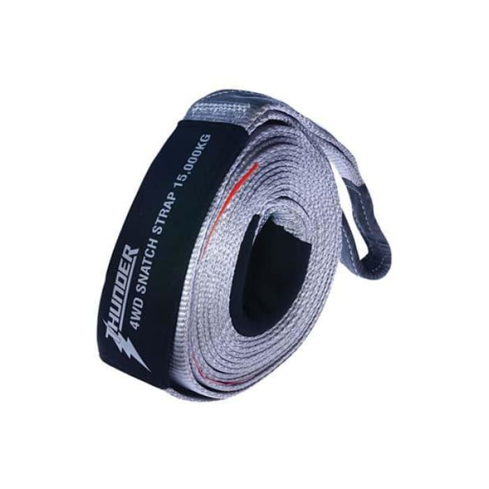 THUNDER 15,000kg Snatch Strap - Wa 4x4 Camping And Accessories
