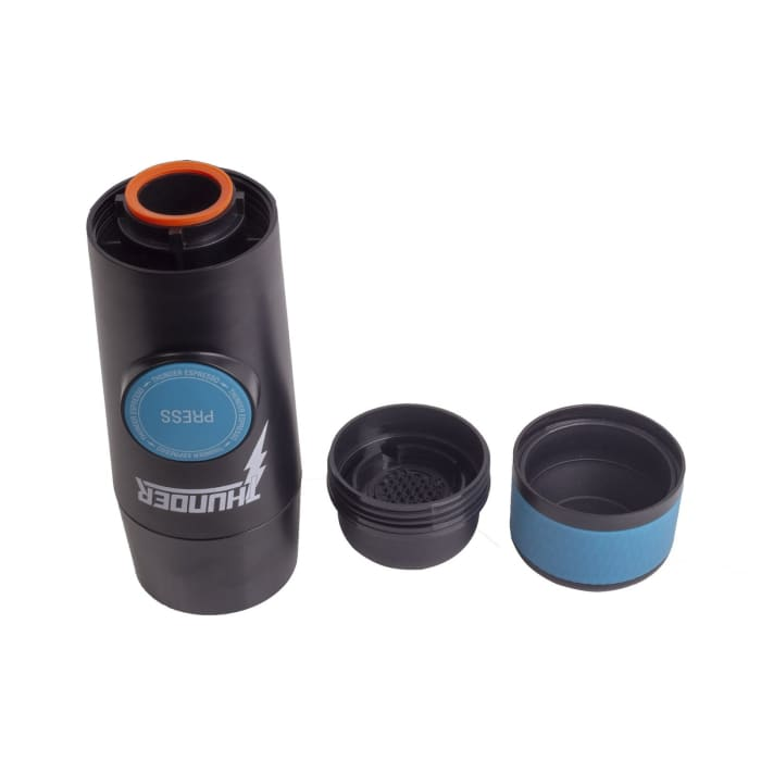 Thunder Portable Camping Coffee Expreso Machine - Wa 4x4 Camping And Accessories