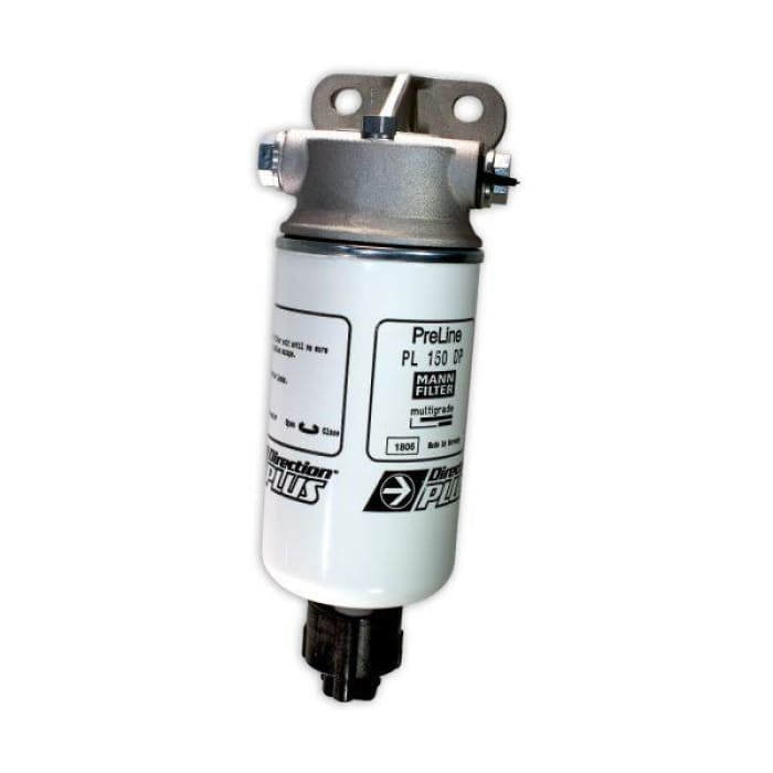 TOYOTA LANDCRUISER VDJ 70 SERIES PRELINE PLUS FUEL FILTER &