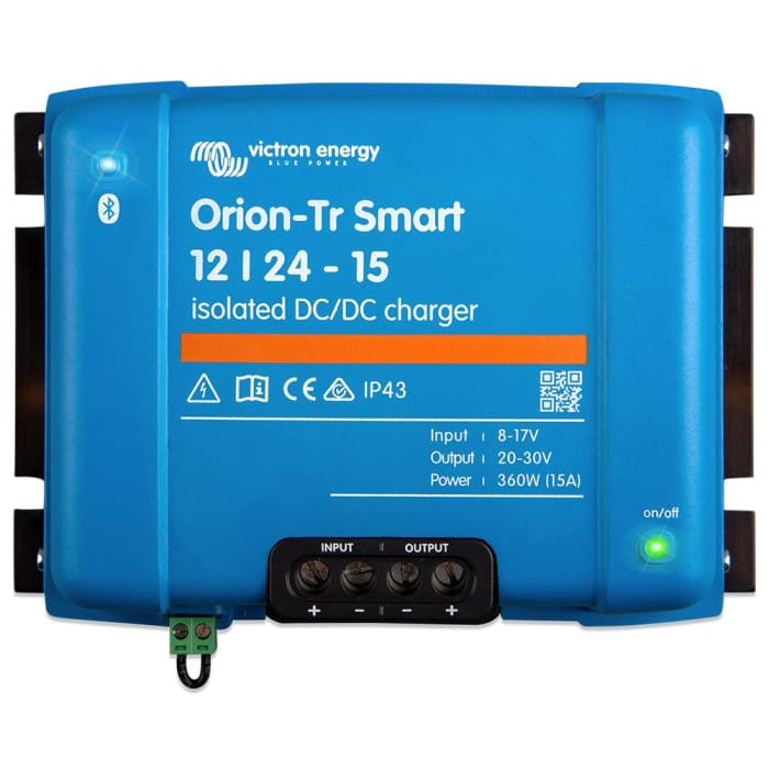 Victron Orion-Tr Smart 12/24-15A (360W) Isolated DC-DC