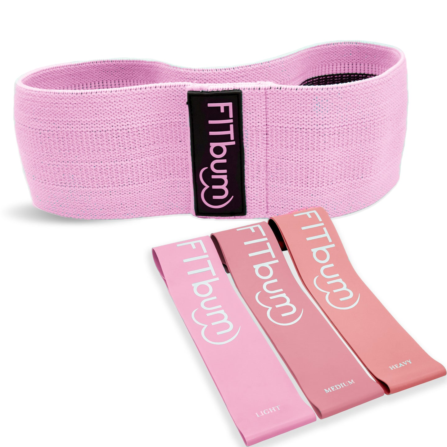 FITBUM™ PINK BAND BUNDLE
