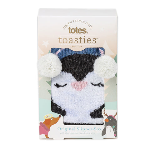 Totes Toasties-Slipper Sox-3220D