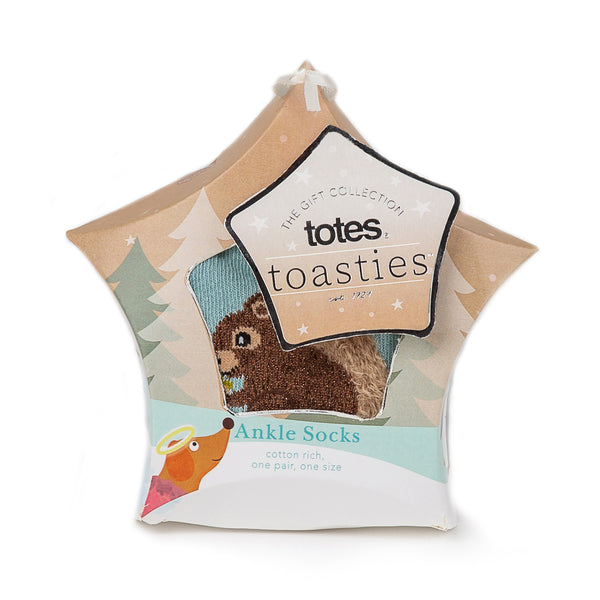 Totes Toasties-Single Day Sock-Gift Pack-3438D