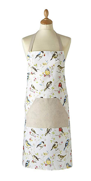 Cooksmart Apron-100% Cotton-Dawn Chorus