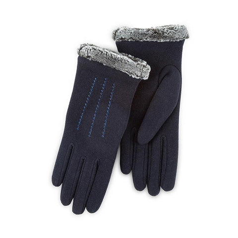 Totes Isotoner-Ladies Thermal Gloves-86174