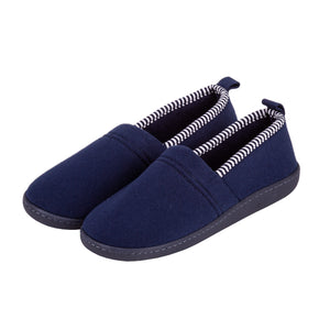 Isotoner-Ladies Full Backed Slipper-95599