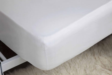 Belledorm-Double Fitted Sheet-100% Brushed Cotton
