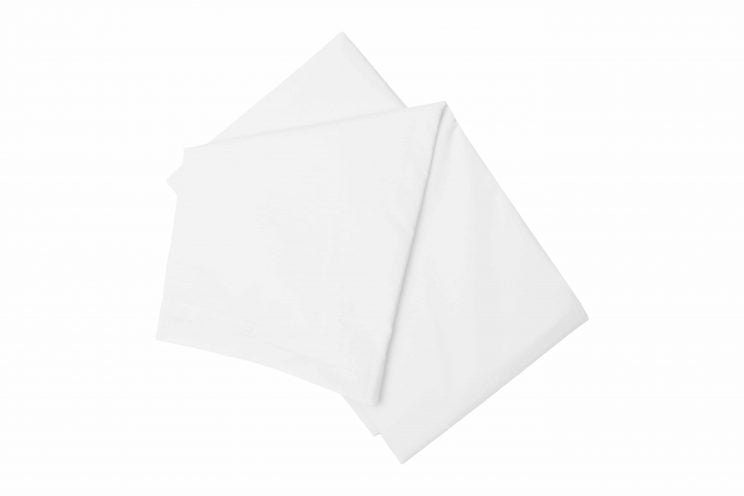 Belledorm-Single Flat Sheet-100% Brushed Cotton