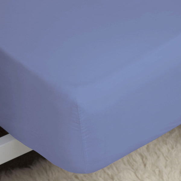 Belledorm-Flat Sheets-Luxury Percale-200 Thread Count