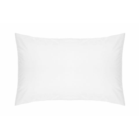 Belledorm-1 Housewife Pillowcase-Luxury Percale-200 Thread Count