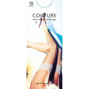 Couture-Ladies 15 Denier Stockings