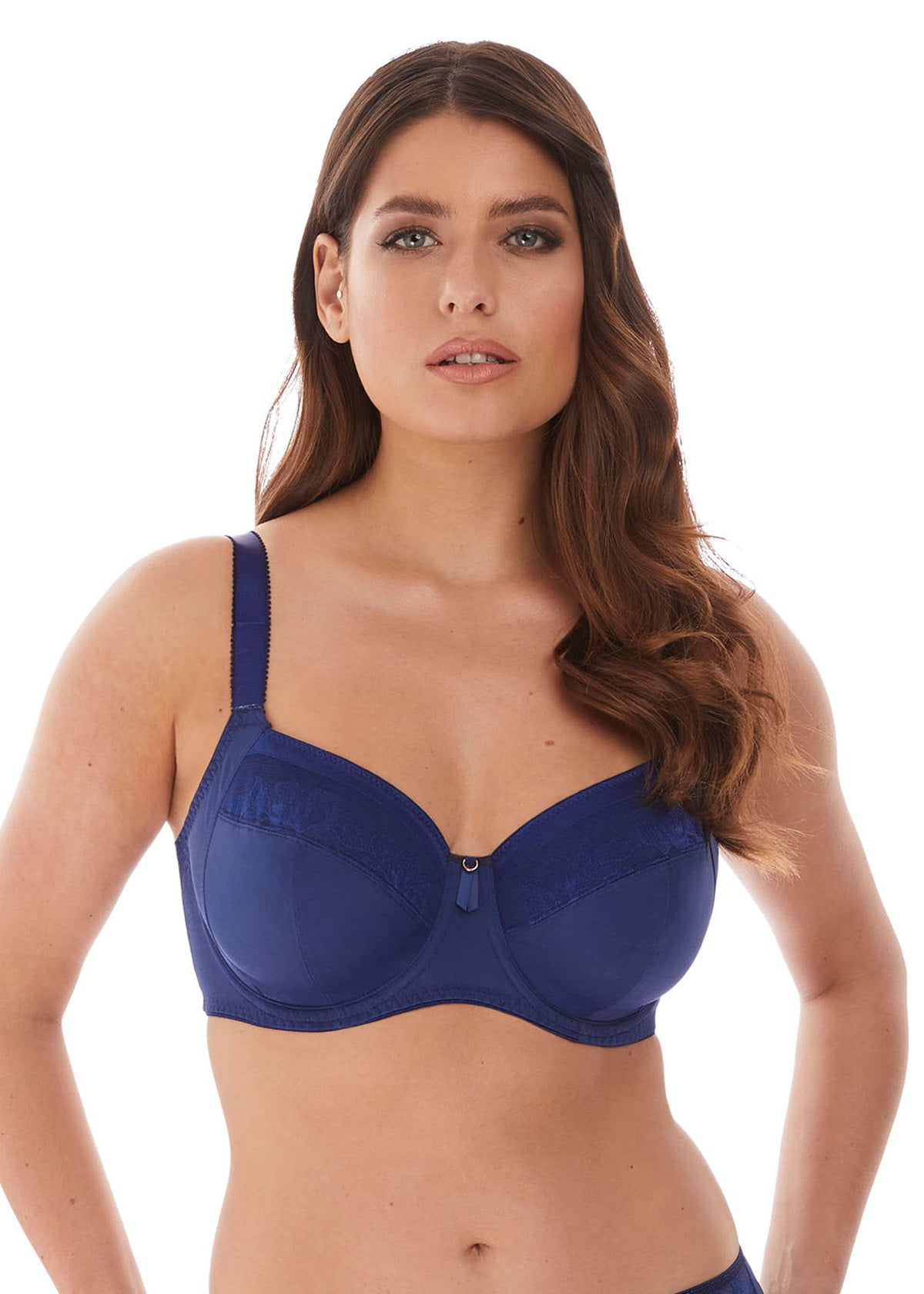 Fantasie-Illusion-Side Support Bra-Navy-FL2982