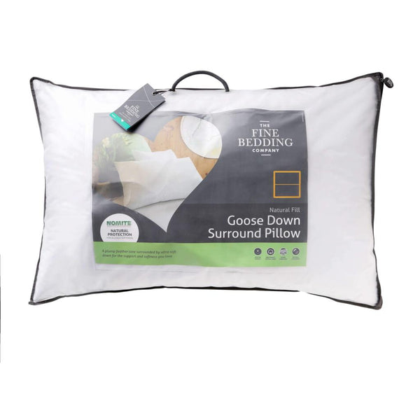 Pillow-Goose Down-Surround-Fine bedding Company