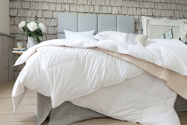 Duvet-Goose Feather and Down-Fine Bedding Company