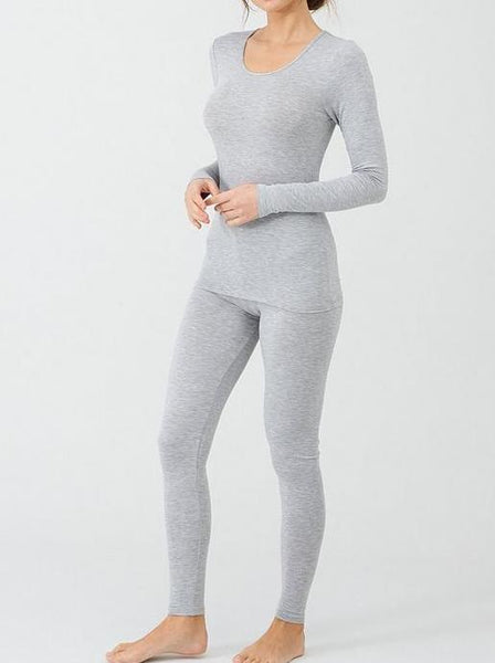 Charnos-Thermal Long Sleeve Top