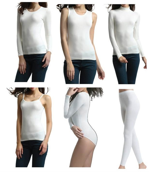 Palm-Ladies Thermal Sleeveless Vest-PL503
