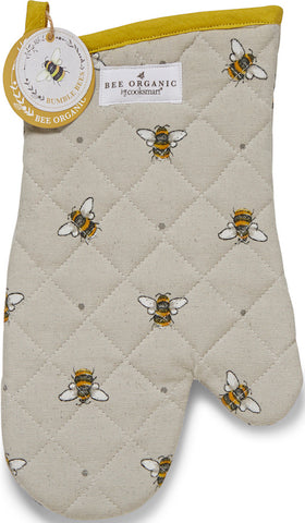 Bumble Bee Oven Mitt-Organic Cotton by Cooksmart