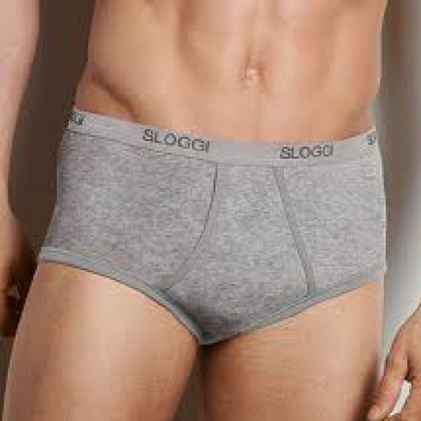 Sloggi-Mens Basic Maxi Brief-94% Cotton